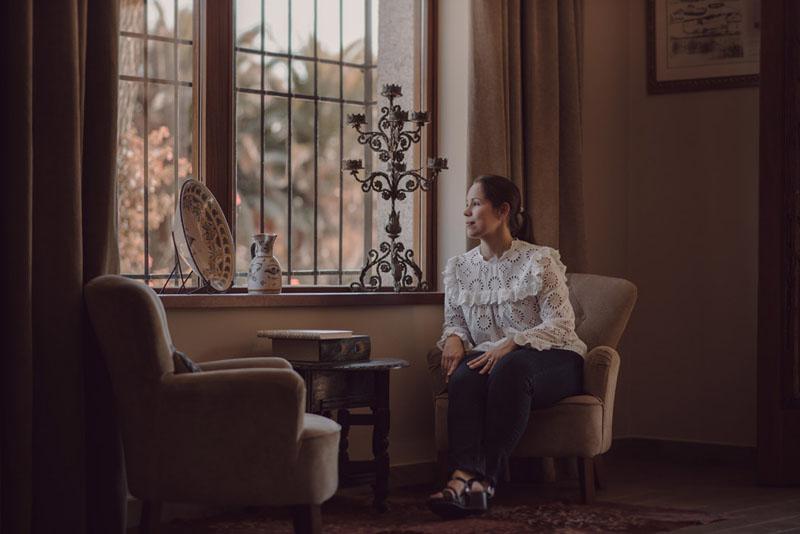 novia cigarral del angel custodio toledo miguel moba fotografos bodas