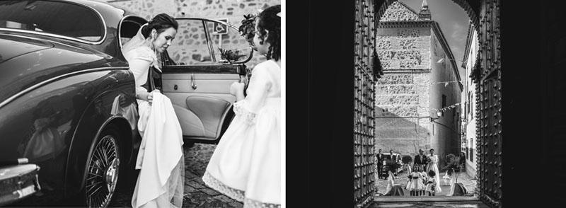 bodas iglesia san andres en toledo miguel moba fotografos