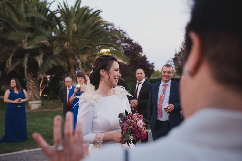 llegada de la novia miguel moba fotografos