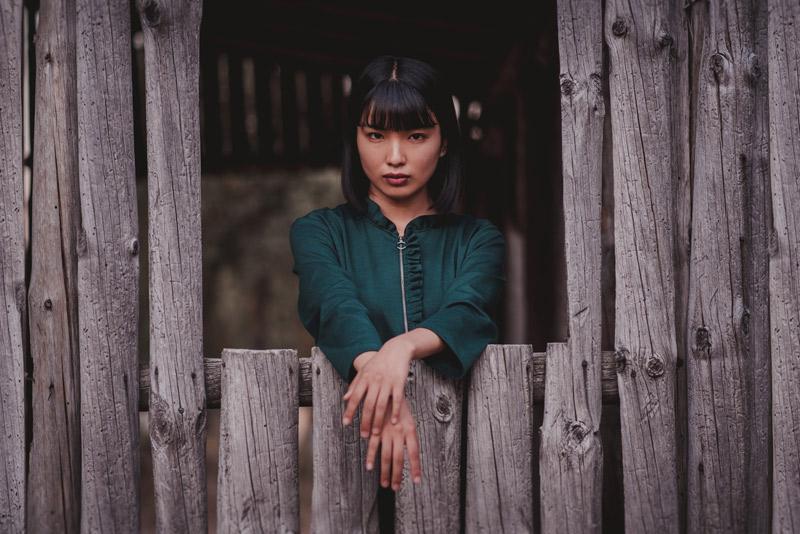 retrato asiatica miguel moba fotografo granada