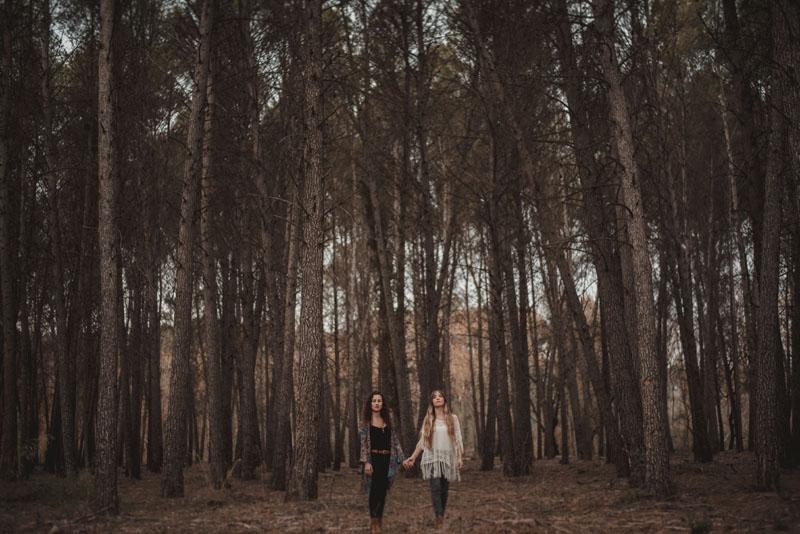 en el bosque miguel moba fotografo