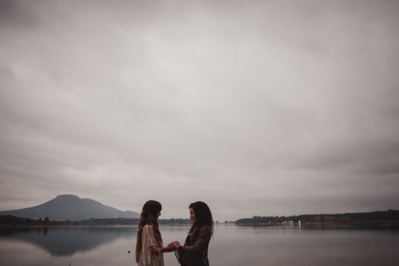 pre boda en el lago en otoño miguel moba fotografo