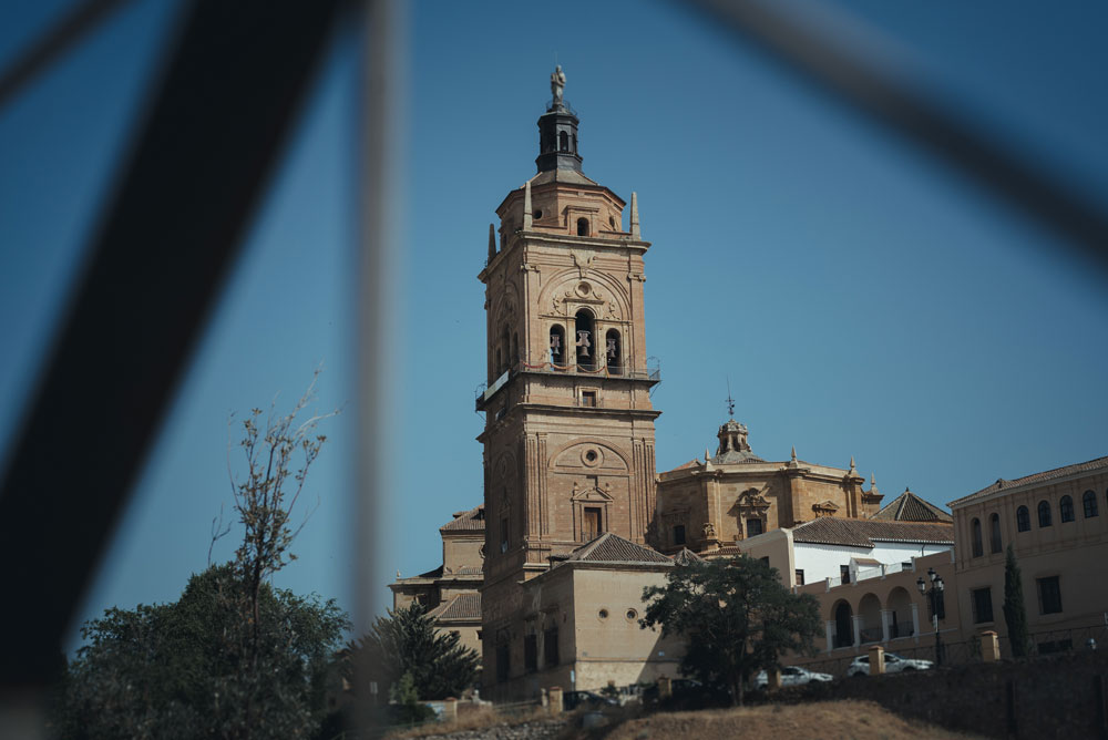 vistas de la Catedral Miguel Moba Fotografo de Bodas Granada