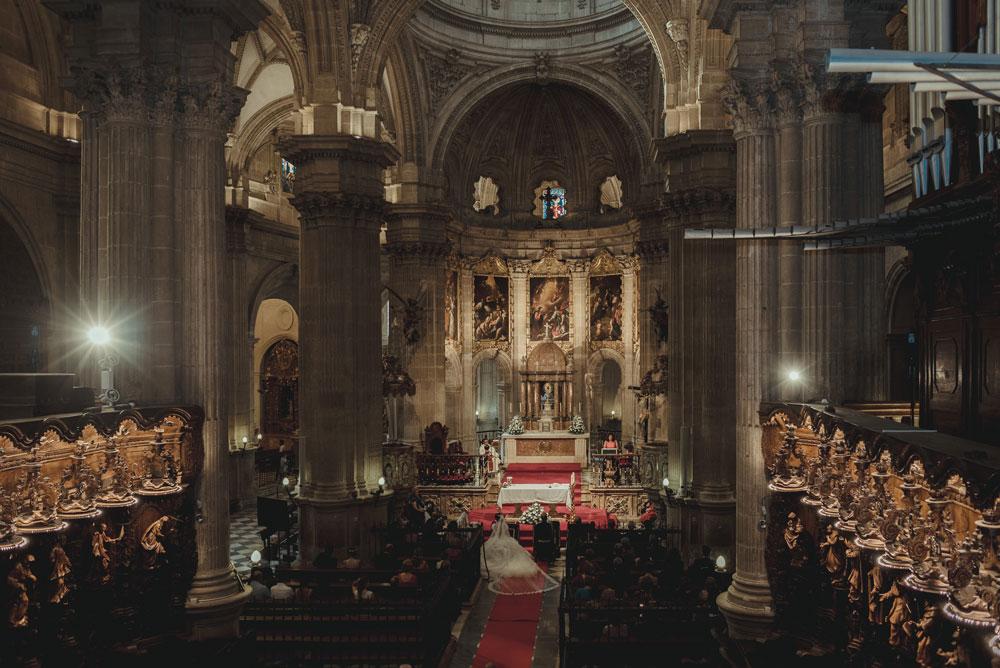 Catedral de Guadix vista trasera Miguel Moba Fotografo de Bodas Granada