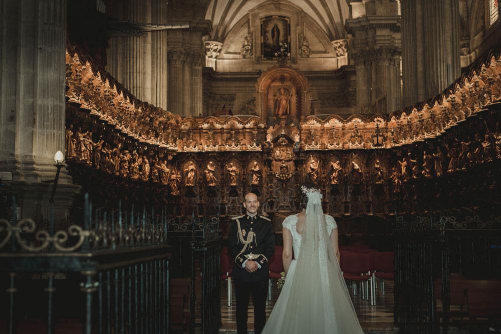 Boda en la Catedral de Guadix Miguel Moba Fotografo de Bodas Granada