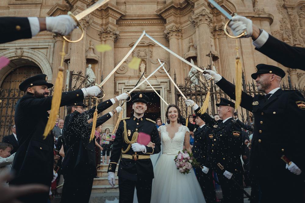 pase de espadas boda Ana y Javi en Guadix Granada Miguel Moba Fotografo de Bodas Granada