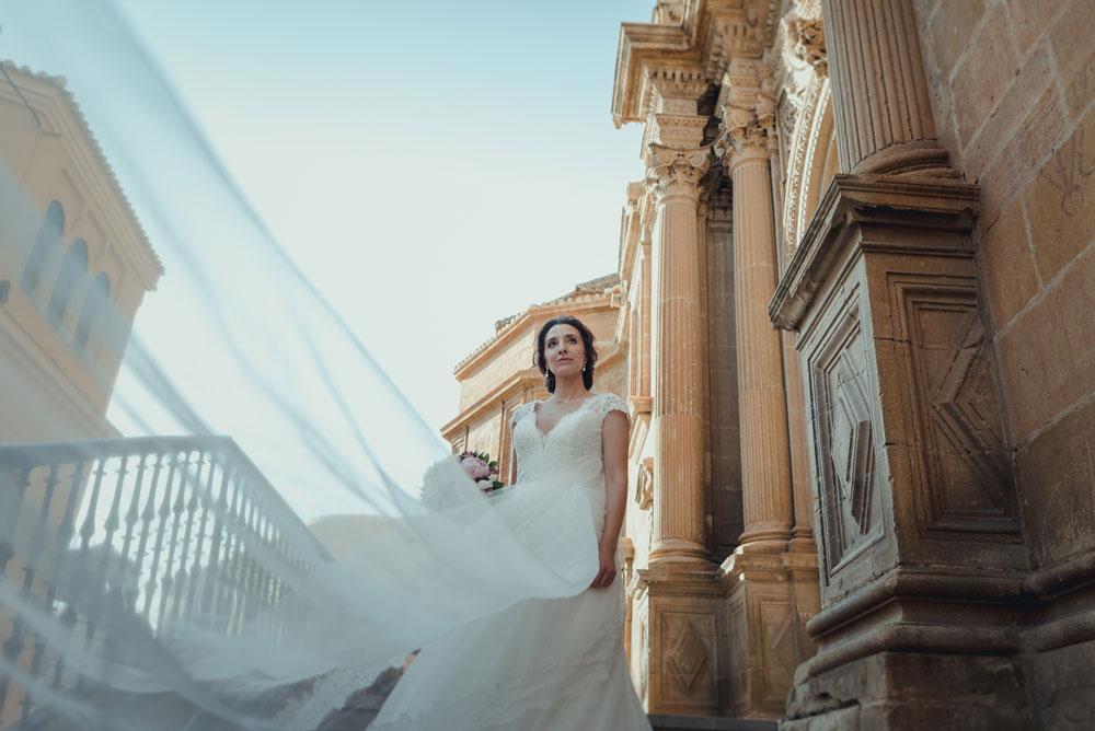 fotos de novia en Guadix Miguel Moba Fotografo de Bodas Granada