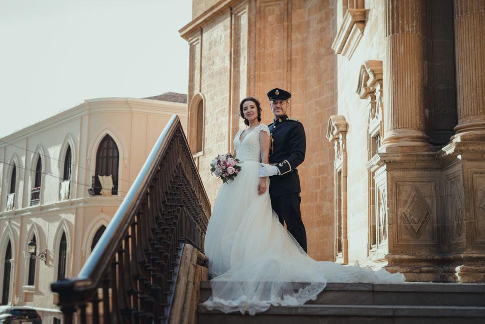 celebración de boda en Guadix Catedral Miguel Moba Fotografo de Bodas Granada