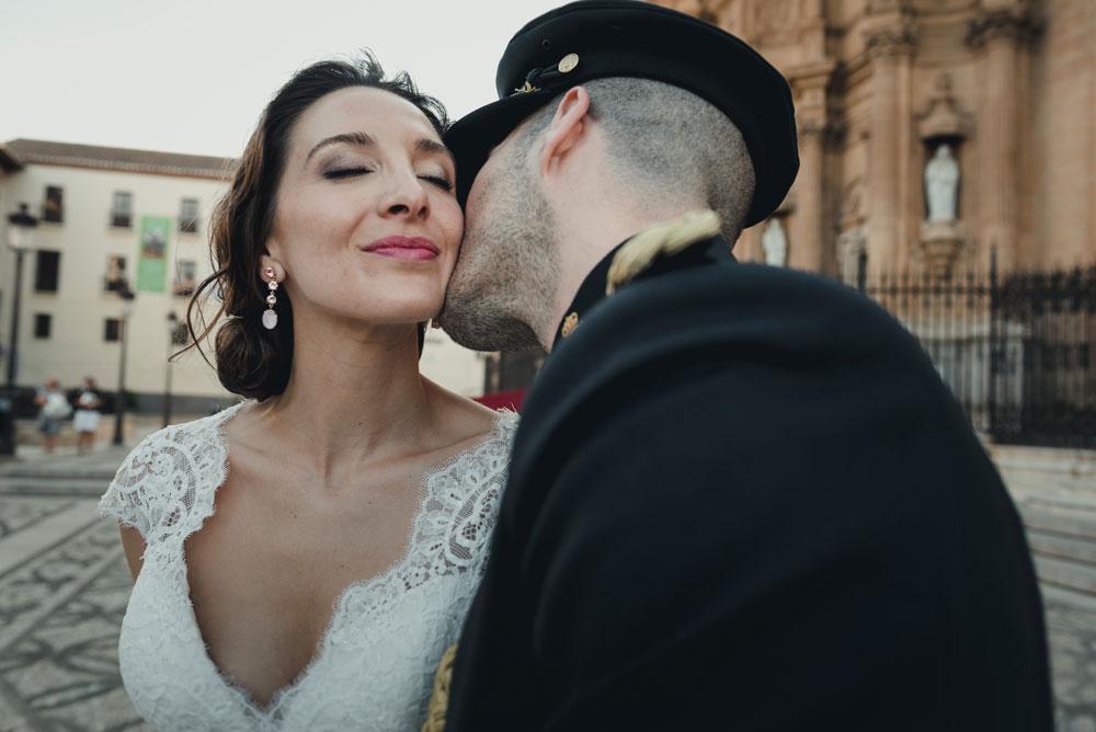 fotógrafos de bodas novios recién casados Miguel Moba
