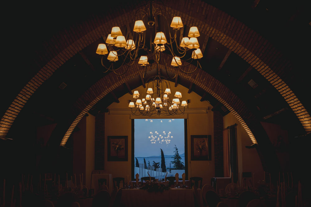 Salón de bodas en La Calahorra, Hospedería del Zenete. Miguel Moba fotógrafo