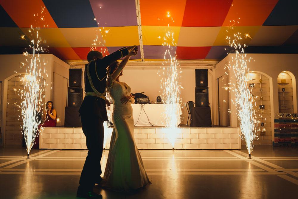 baile de los novios boda Guadix Miguel Moba fotógrafo