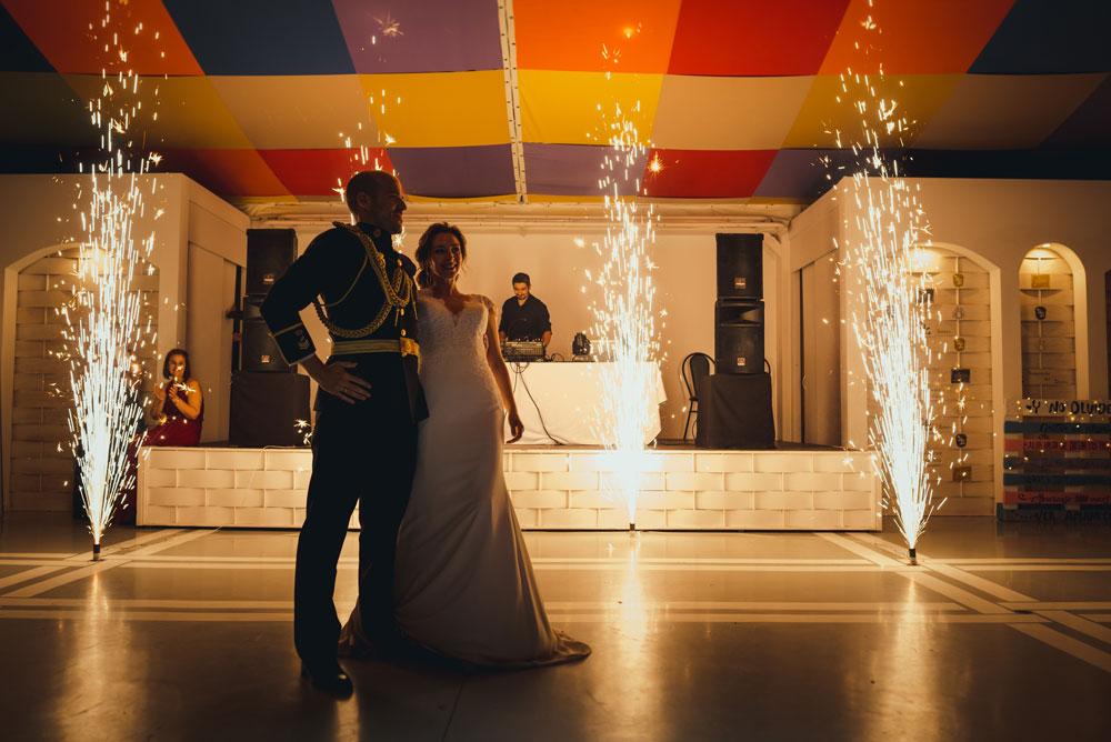 baile de los novios Guadix Miguel Moba Fotógrafo Granada