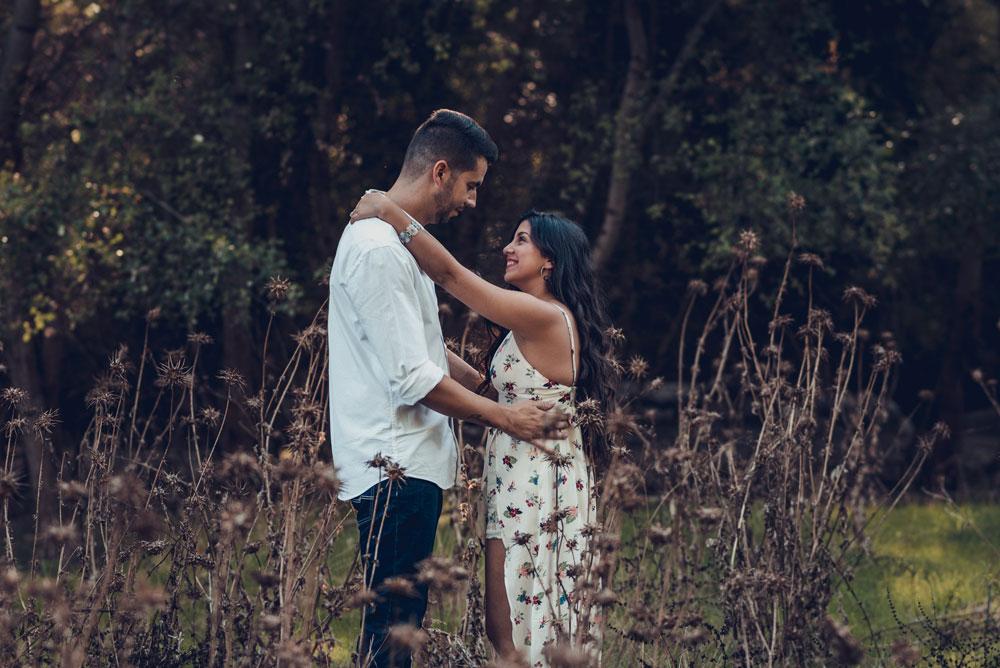 sesión de fotos de pre boda en granada miguel moba fotografos