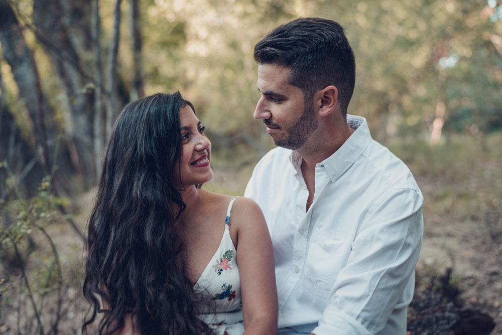 pre boda en el bosque fotografo miguel moba