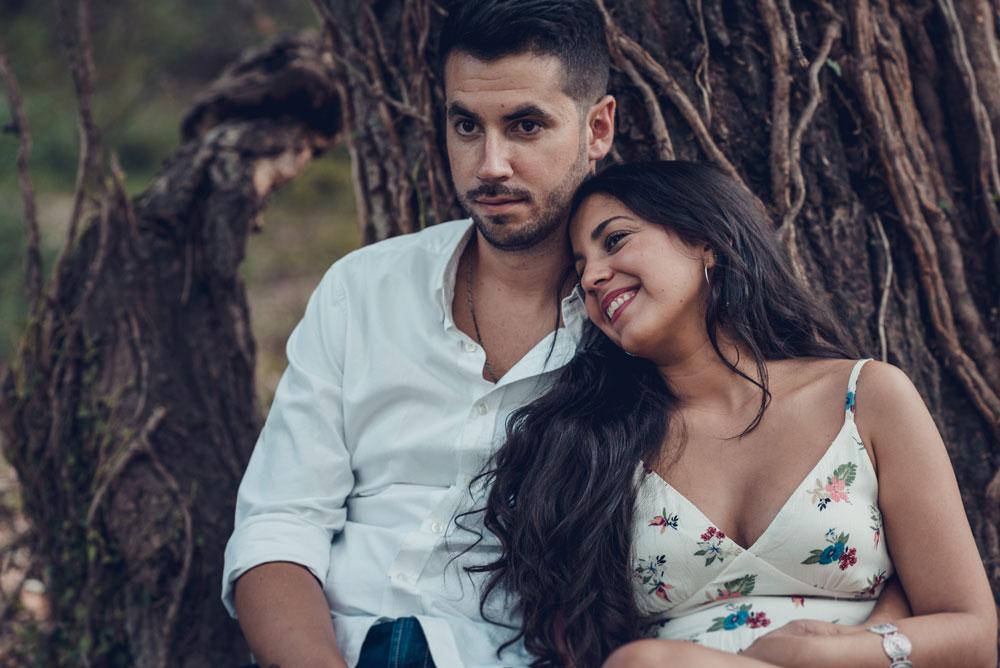 fotografo de bodas pre boda fatima y guille