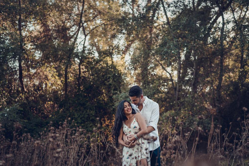 fotografías de pre boda en el campo miguel moba fotógrafo
