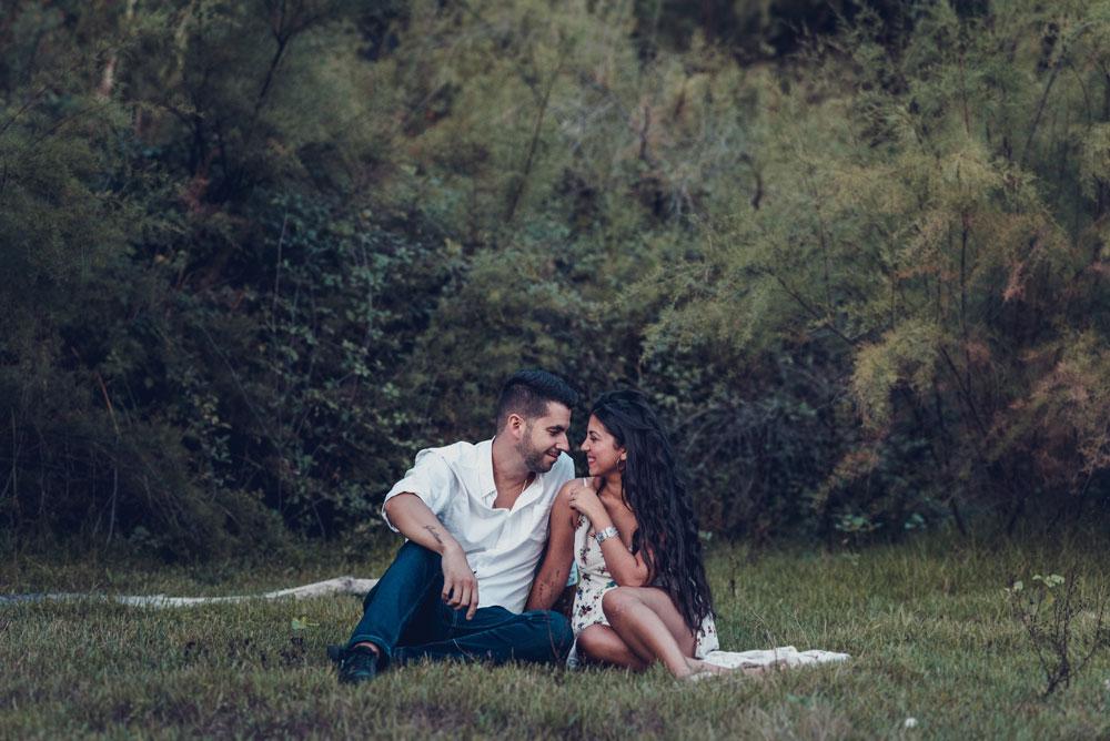 reportaje de pre boda fatima miguel moba