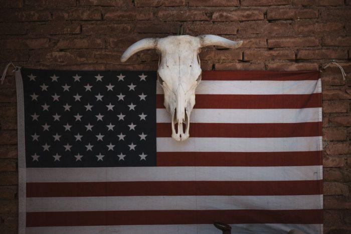 bandera de américa miguel moba fotógrafo